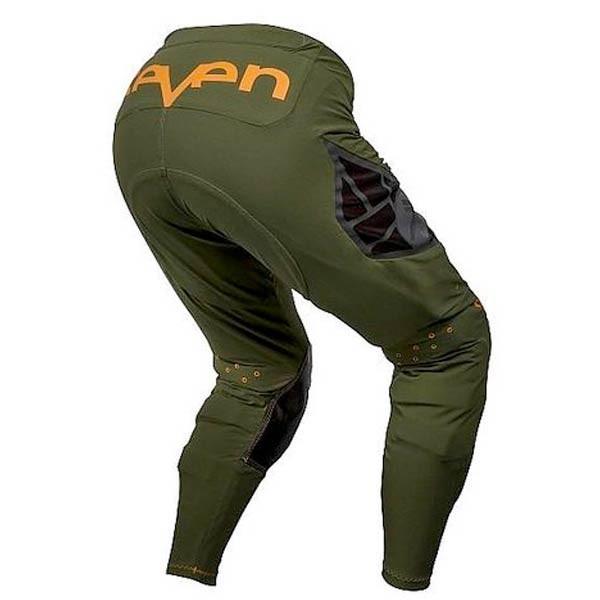 Pantalones Motocross Seven Zero Victory Olive