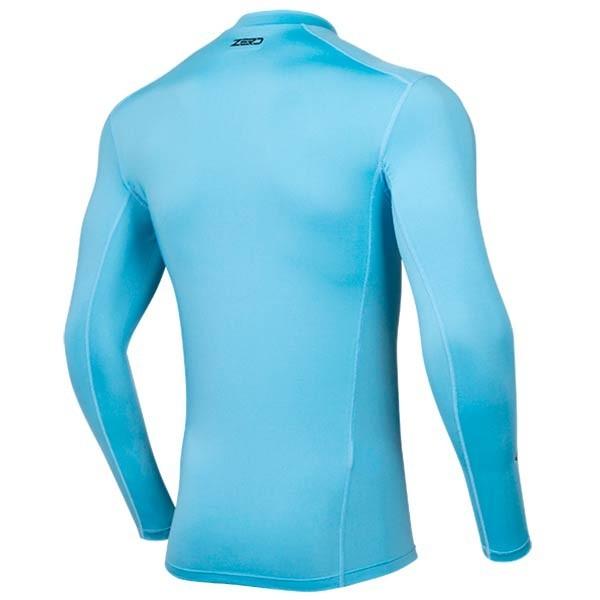 Camiseta Motocross Seven Zero Compression Blue