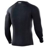 Motocross Jersey Seven Zero Compression Black