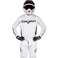 Motocross Jersey Seven Zero Staple White