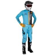 Motocross Jersey Seven Zero Raider Blue