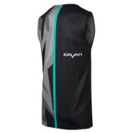 Camiseta Motocross Seven Zero Raider Black