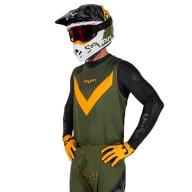 Camiseta Motocross Seven Zero Victory Olive
