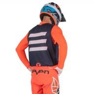 Camiseta Motocross Seven Zero Victory Navy