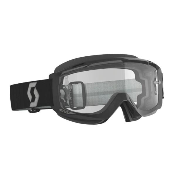 Gafas de Motocross Scott Split OTG Negro/Gris
