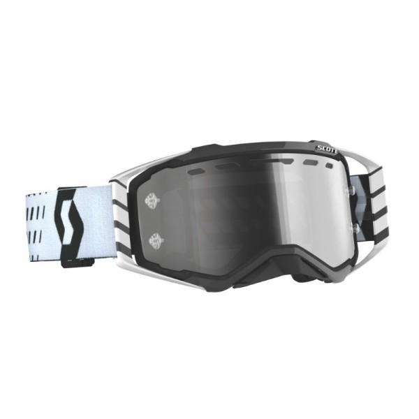 Lunettes Motocross Scott Prospect Enduro Noir/Blanc