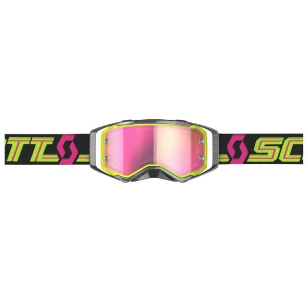 Gafas de Motocross Scott Prospect Negro/Amarillo