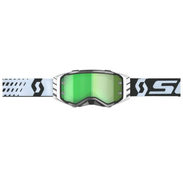 Gafas de Motocross Scott Prospect Negro/Blanco