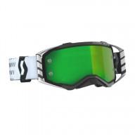 Motocross-Brille Scott Prospect Schwarz/Weiss