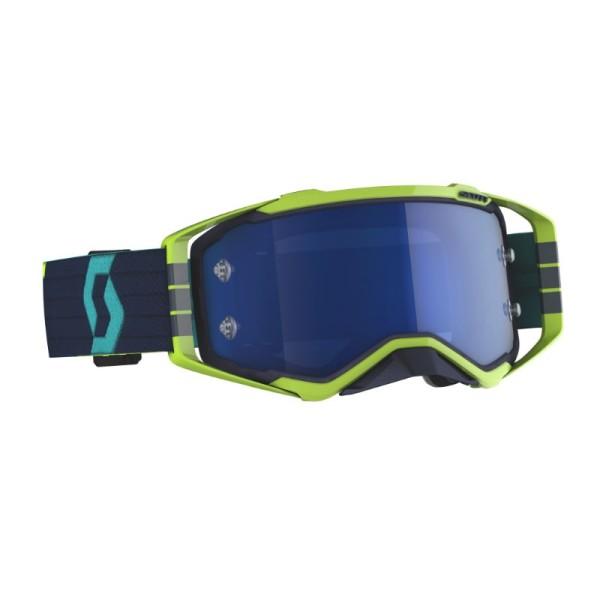 Motocross Goggles Scott Prospect Blue/Yellow