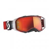 Gafas de Motocross SCOTT Prospect Blanco/Rojo