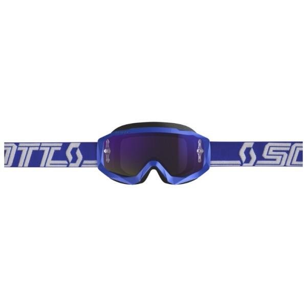 Gafas de Motocross SCOTT Hustle X MX Blue White