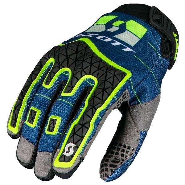 Enduro Handschuhe Scott Blue