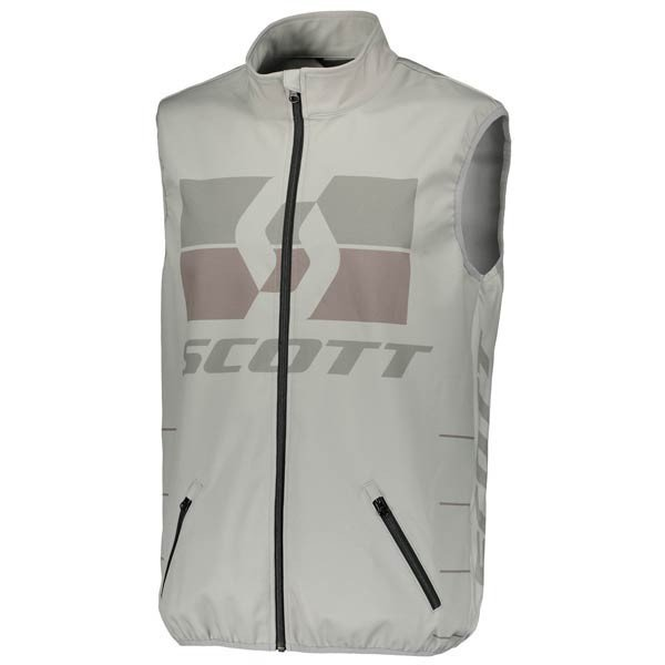 Chaqueta Enduro Scott Vest Grey