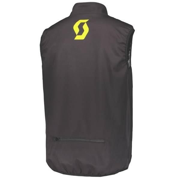 Veste Enduro Scott Vest Black Yellow