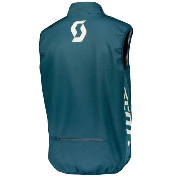 Chaqueta Enduro Scott Vest Blue