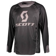 Enduro Jersey Scott Black