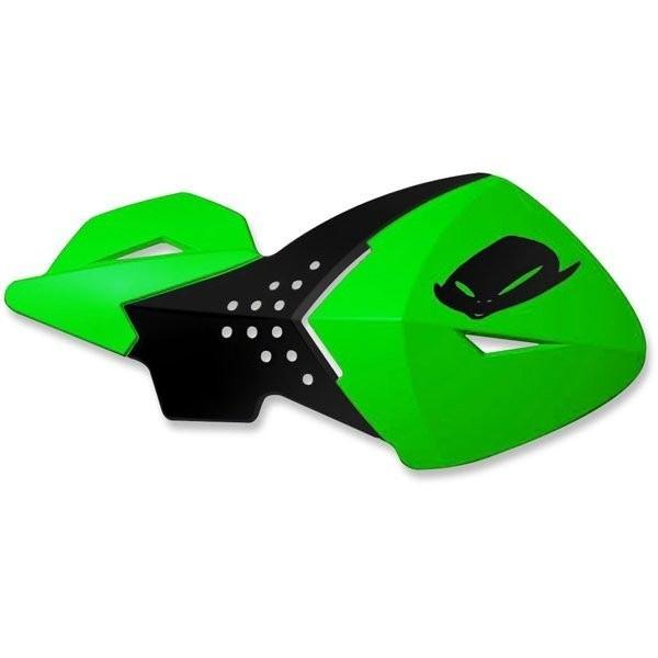 Protège-mains universels Ufo Plast Escalade vert