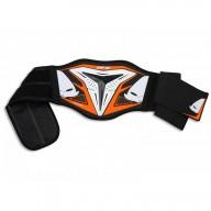 Minicross kidneys Belt Ufo Plast DEMON KID Black Orange