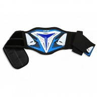 Fajas Riñones Minicross Ufo Plast DEMON KID Negro Azul