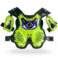 Peto Protector Minicross Ufo Plast Shockwave Baby Y