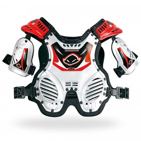 Peto Protector Minicross Ufo Plast Shockwave Baby W