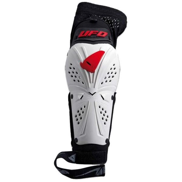 Coderas Motocross Ufo Plast Professional Evo blanco