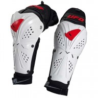 Coudieres Motocross Ufo Plast Professional Evo blanc