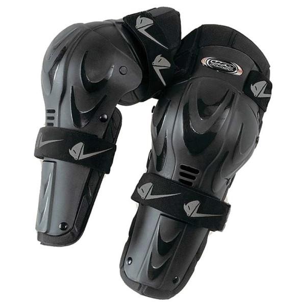 Motocross Knieprotektoren Ufo Plast Profesional schwarz