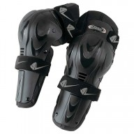 Rodilleras Motocross Ufo Plast Profesional negro