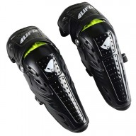 Genouilleres Motocross Ufo Plast Syncron EVO noir