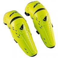 Motocross Knee Braces Ufo Plast Syncron EVO yellow