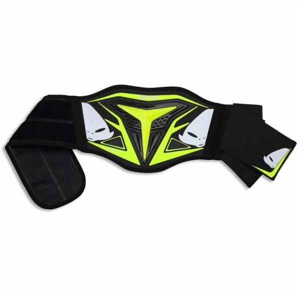 Motocross kidneys Belt Ufo Plast Demon Yellow