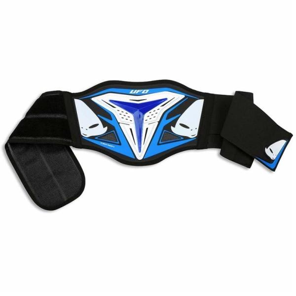 Motocross kidneys Belt Ufo Plast Demon Blue