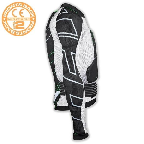 Motocross Protektoren Jacke Ufo Plast Ultralight 2.0