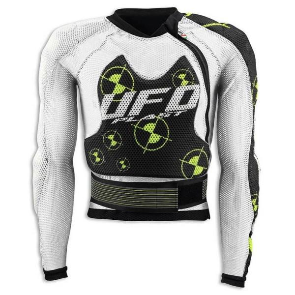 Motocross Armored Jacket Ufo Plast Enigma