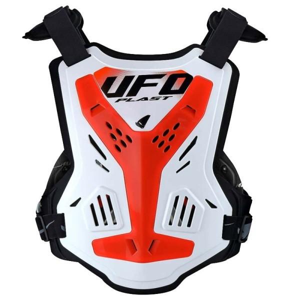Chest roost motocross Ufo Plast X-Concept EVO orange fluo