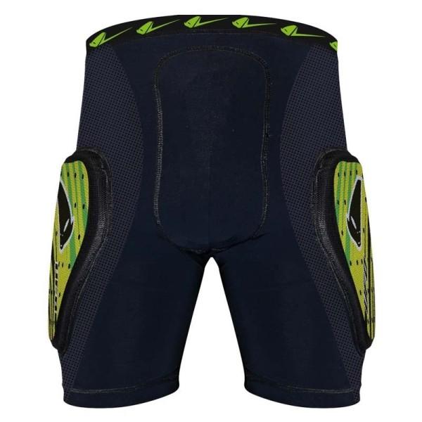Motocross Armored Shorts Ufo Plast KOMBAT green