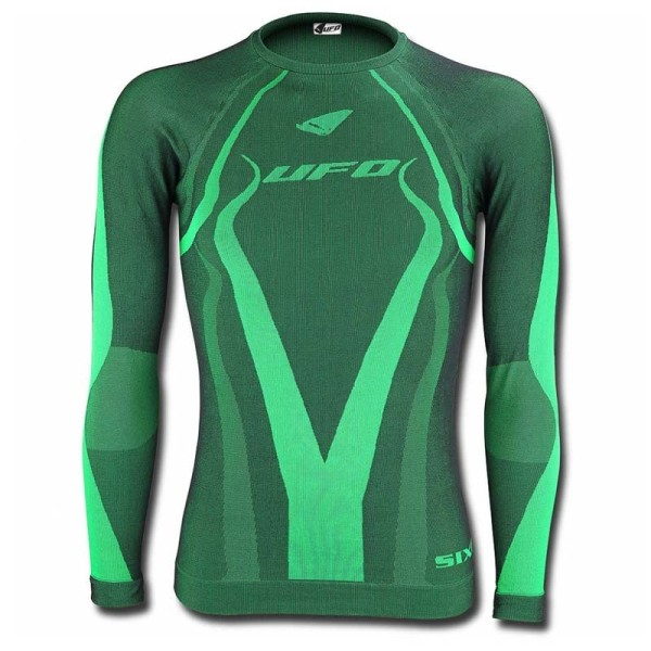 Maillot Intime Manches Longues Ufo Plast Camo
