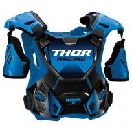 Plastron Protecteur Motocross THOR Guardian Black Blue