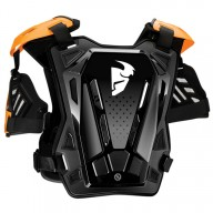 Motocross Brustpanzer THOR Guardian Black Orange