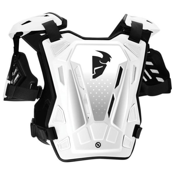 Plastron Motocross THOR Guardian White