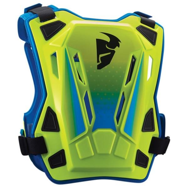 Plastron Protecteur Motocross THOR Guardian MX Fluo Green