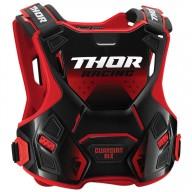 Motocross Brustpanzer THOR Guardian MX Black Red