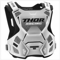 Plastron Protecteur Motocross THOR Guardian MX White