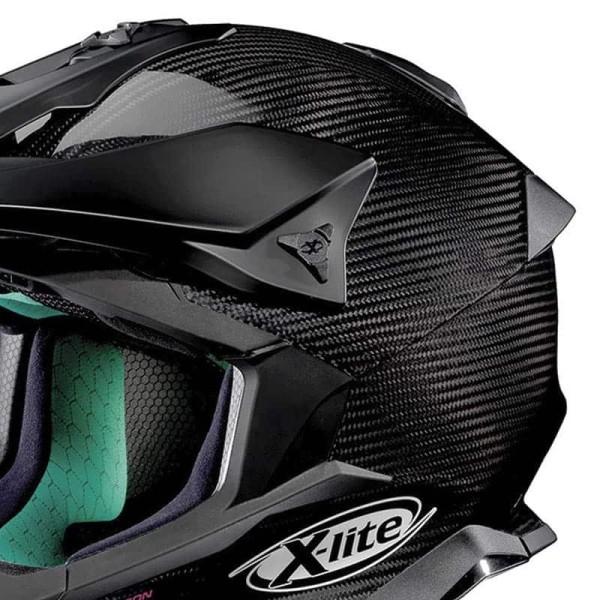 Motocross Helm X-lite X-502 Ultra Carbon