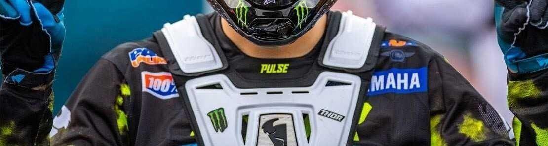 Pettorine motocross | Compra online su Motocross-Soul