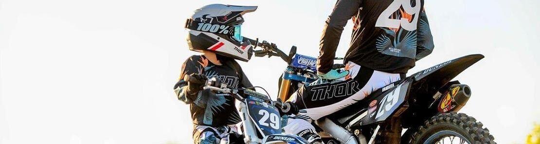 Cascos Motocross Niño | Tienda Online