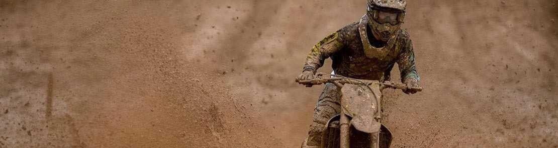 Motocross-Kleidung online. Motocross-Soul