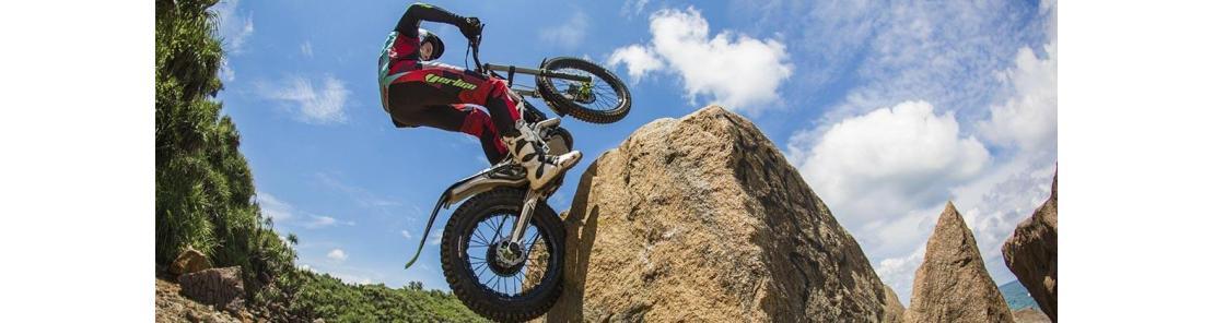 Ropa de moto de trial y cascos de Trial | Motocross-Soul